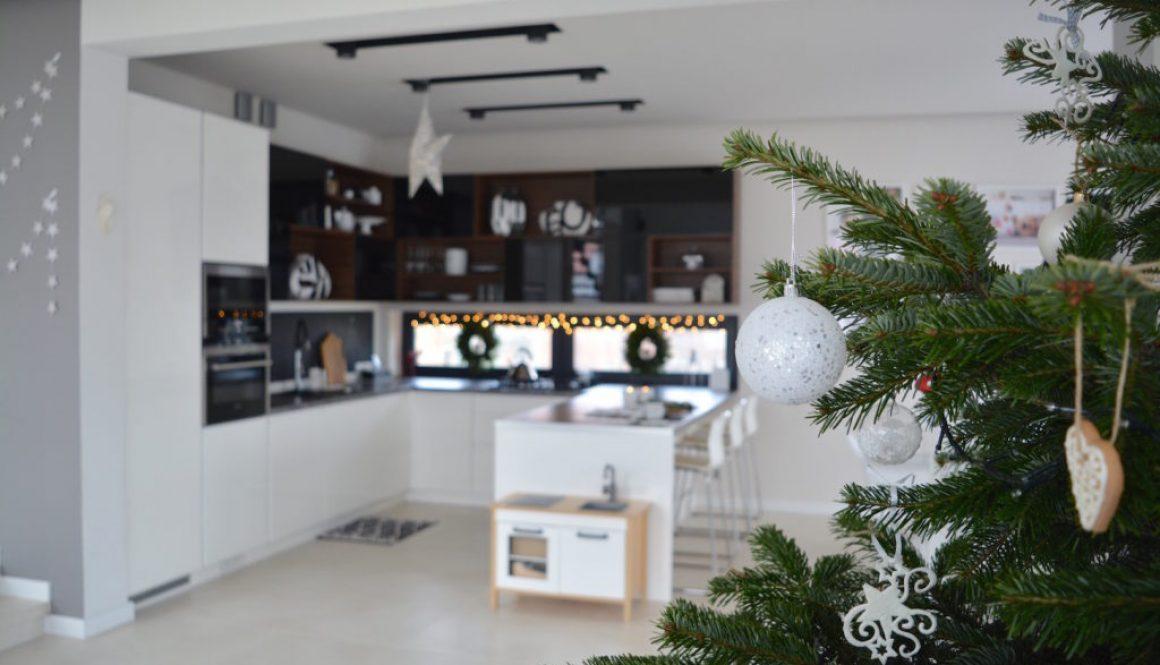 dekoracja wnętrza Święta Bożego Narodzenia