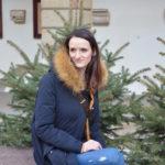 płaszcz zara, dwustronny płaszcz, torebka kazar, buty reebok, najpiękniejsze zimowe wspomnienia, zima, święta, mikołaj, spacer, niepołomice, śnieg, boże narodzenie
