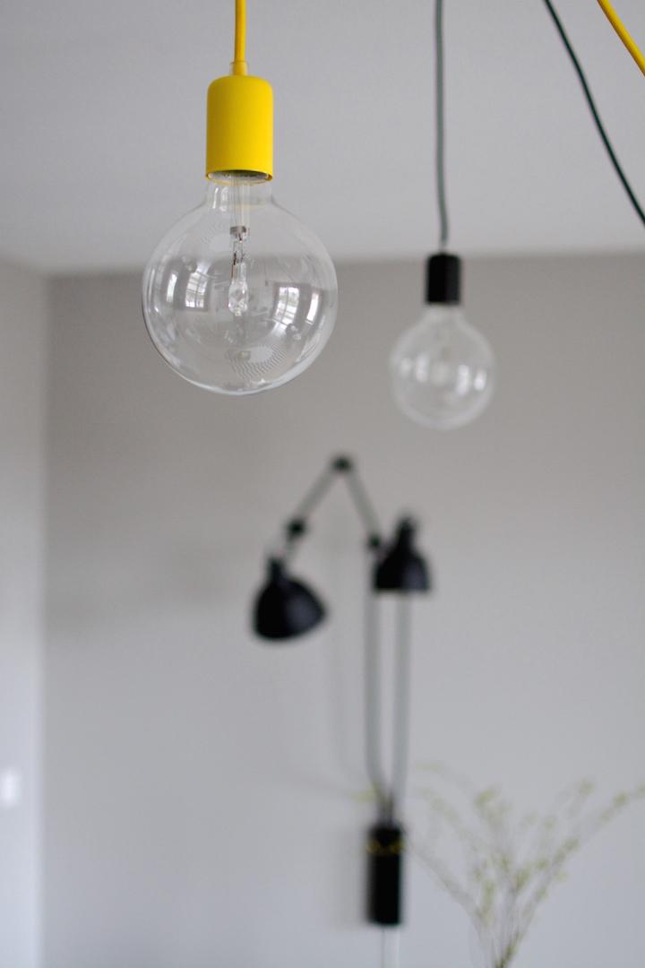 przed po, metamorfoza wnętrza, kolory, dodatki w stylu loft
