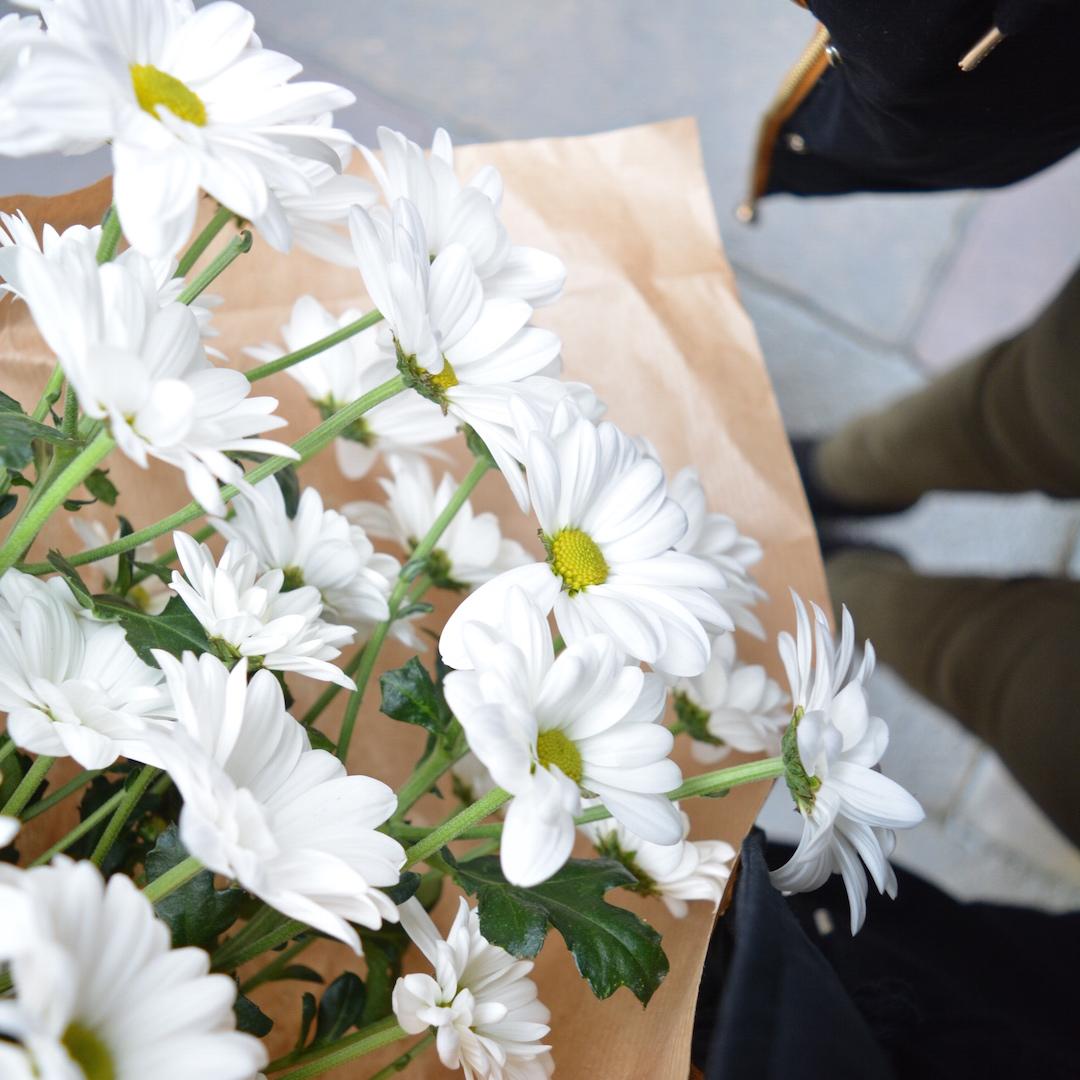 #5. Kwiaty, dużo kwiatów!