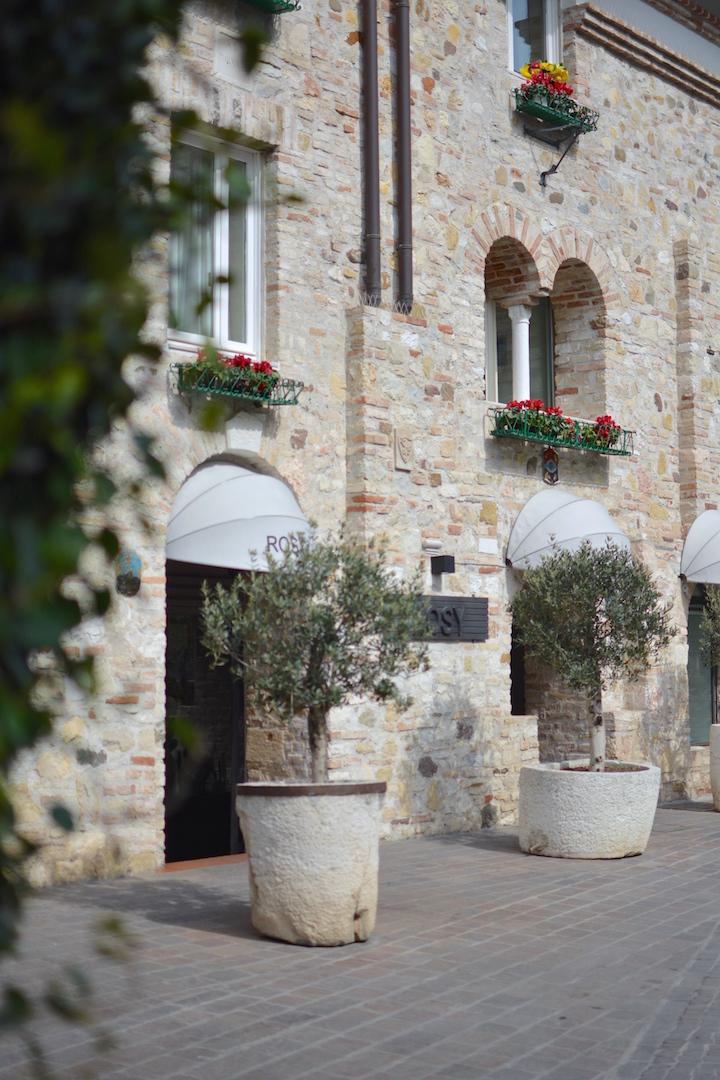 włoski design płytki ceramiczne Sirmione