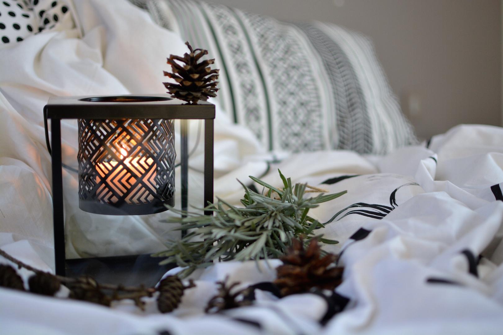 Blogstabrawa 5 Kroków Do Przytulności Zimowa Sypialnia