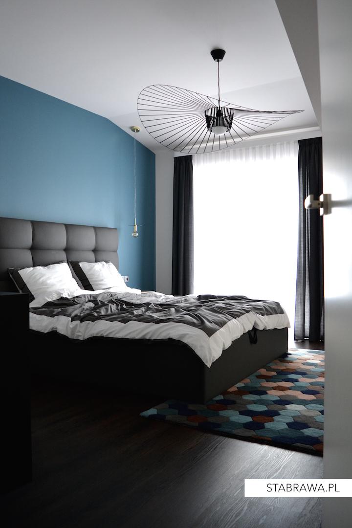 dom w chorzowie realizacja, projekt wnętrza, przytulna sypialnia, minimalizm, wnętrze minimalistyczne, łazienka nowoczesna